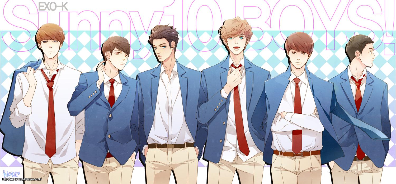 Chanyeol Exo K Zerochan Anime Image Board