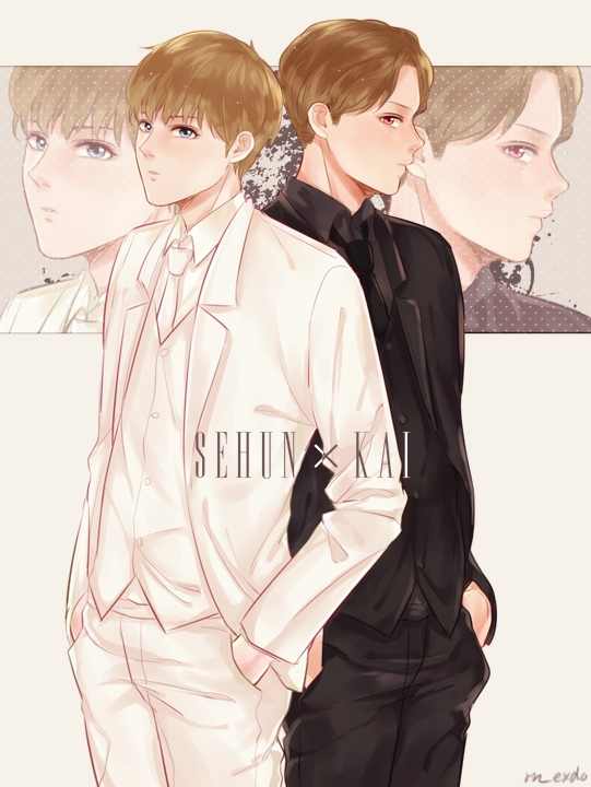 Exo K K Pop Mobile Wallpaper 1834243 Zerochan Anime Image Board