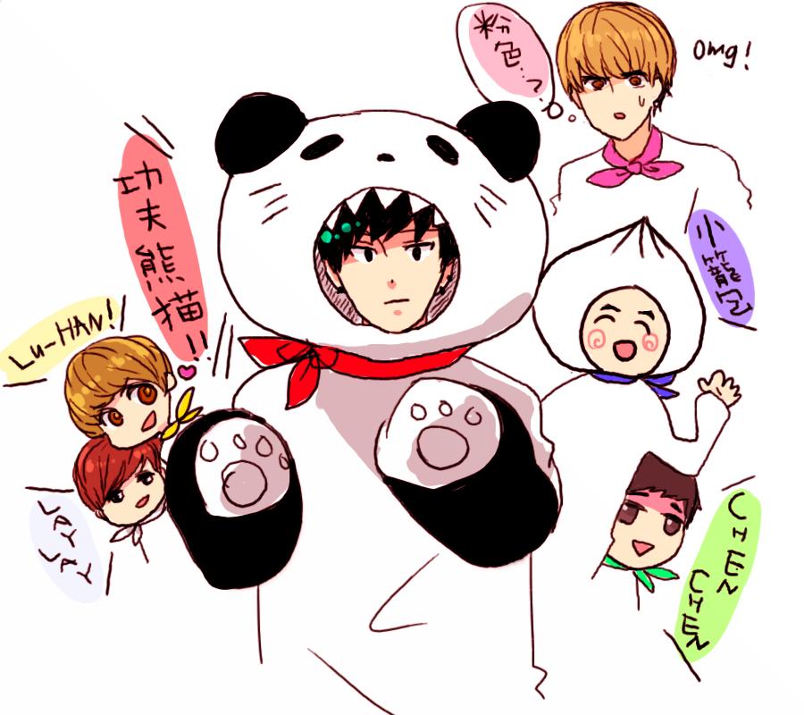Xiumin Exo M Zerochan Anime Image Board
