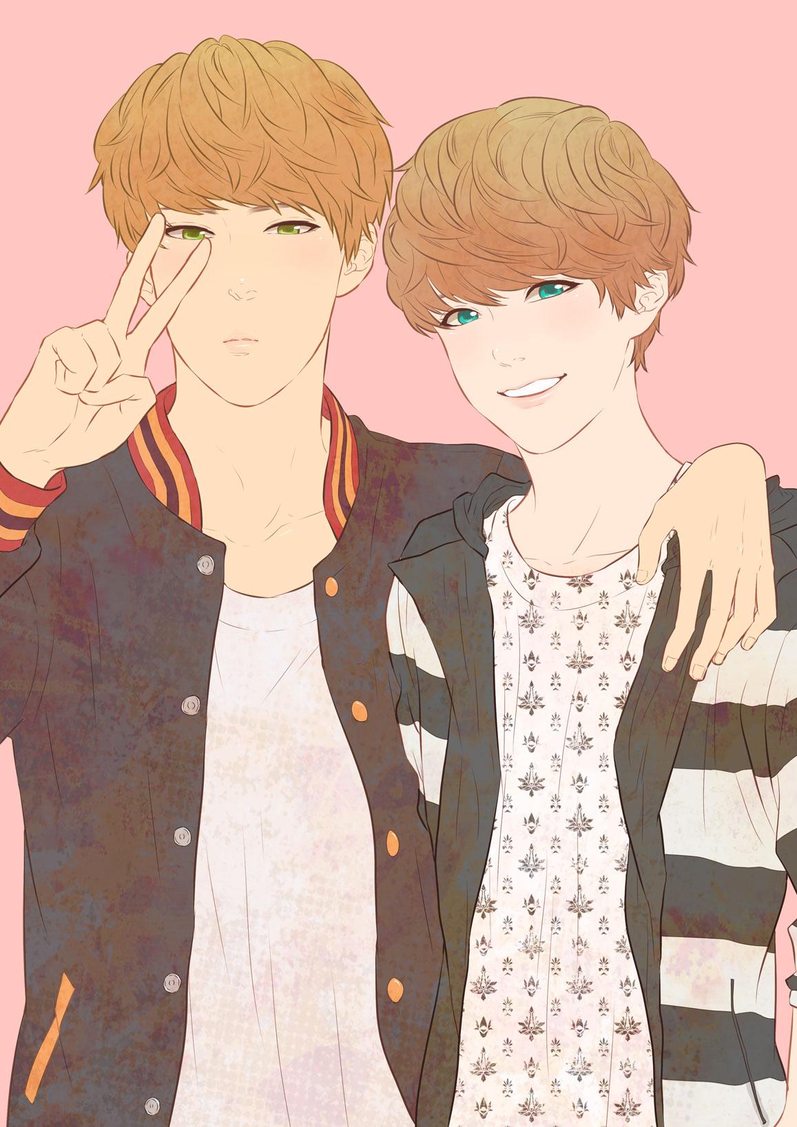 Exo K Pop Zerochan Anime Image Board