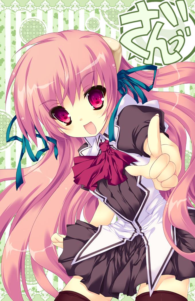 Tags: Anime, Shimesaba Kohada, Seikoku no Dragonar, Eco (Seikoku no Dragonar), Official Art, Pixiv