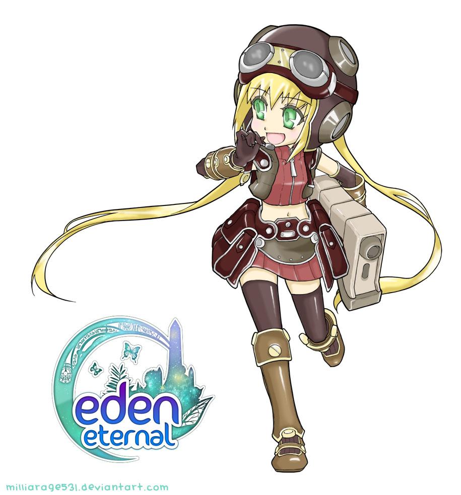 Eden Eternal Engineer