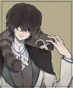 Edgar Allen Poe (Bungou Stray Dogs)