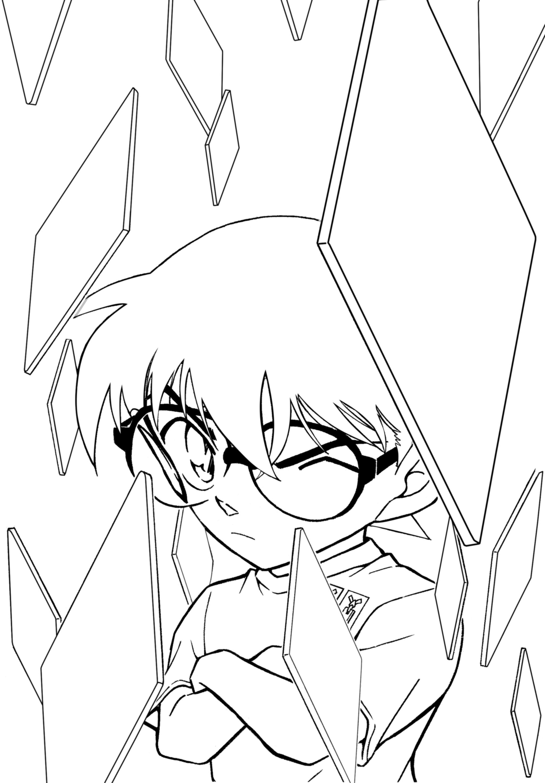 Edogawa Conan Image #893277 - Zerochan Anime Image Board