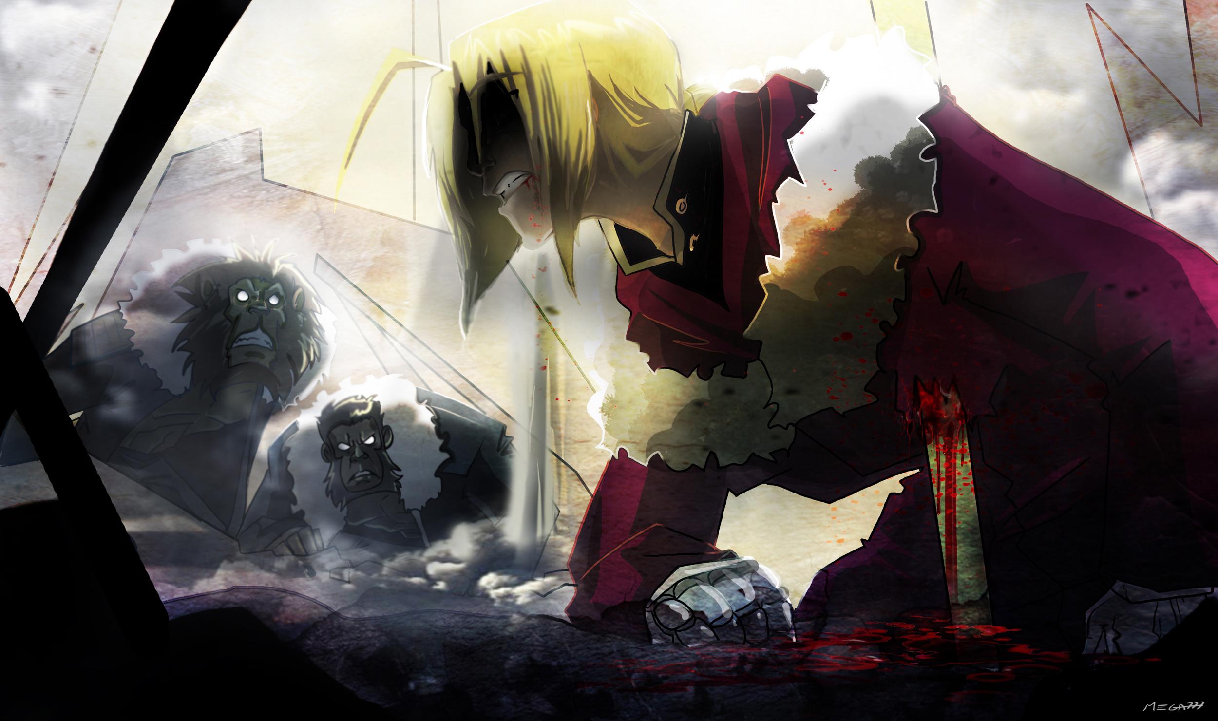 Heinkel Fullmetal Alchemist Brotherhood Zerochan Anime