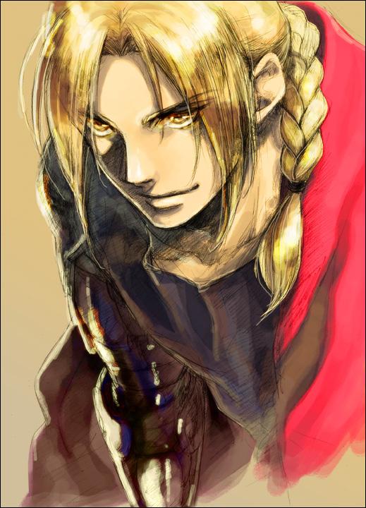 Tags: Anime, Kumonosuke, Fullmetal Alchemist, Edward Elric, Mobile Wallpaper, Fanart From Pixiv, Fanart, Pixiv