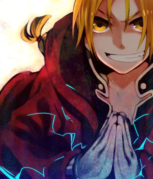 Tags: Anime, Parippa, Fullmetal Alchemist, Edward Elric, Fanart, PNG Conversion
