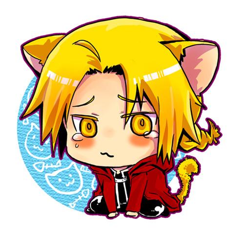 Tags: Anime, Kadeart, Fullmetal Alchemist, Edward Elric, Pixiv, Fanart