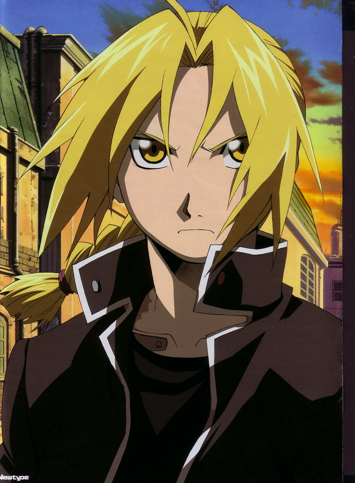 Edward Elric - Fullmetal Alchemist - Image #963140 ...