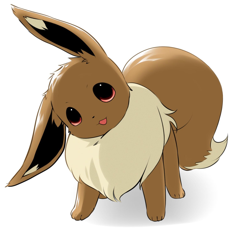 Eevee Pok 233 Mon Image 1014203 Zerochan Anime Image Board