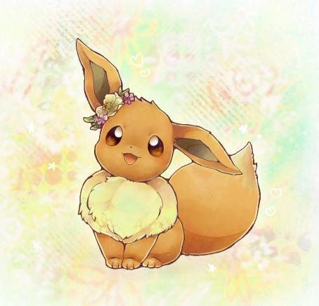 Tags: Anime, Pixiv Id 331440, Pokémon, Eevee, Fanart, Fanart From Pixiv, Pixiv