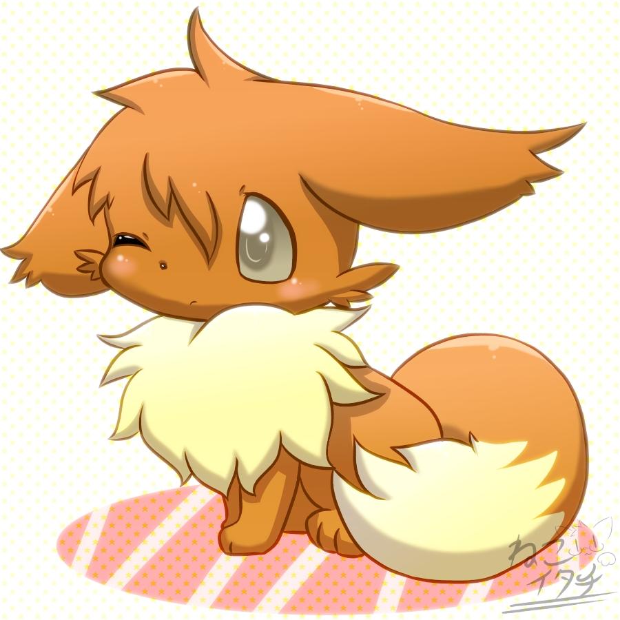 eevee pokémon image 1353929 zerochan anime image board
