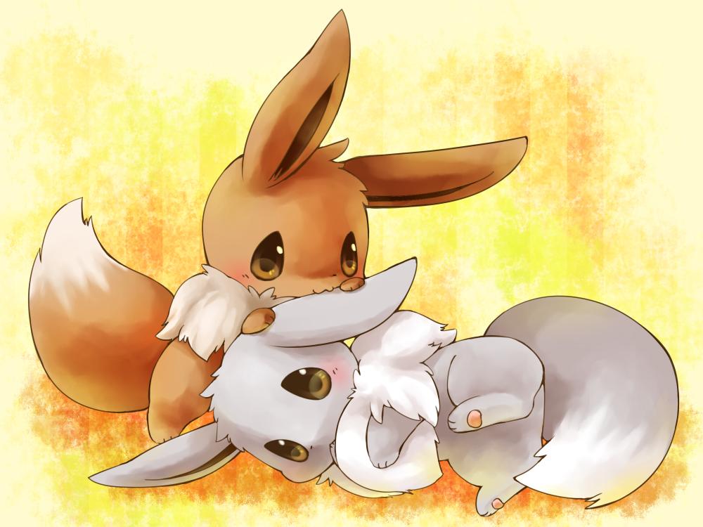 Eevee - Pokémon - Image #1420519 - Zerochan Anime Image Board