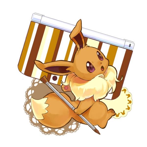Eevee Pok 233 Mon Image 1521010 Zerochan Anime Image Board