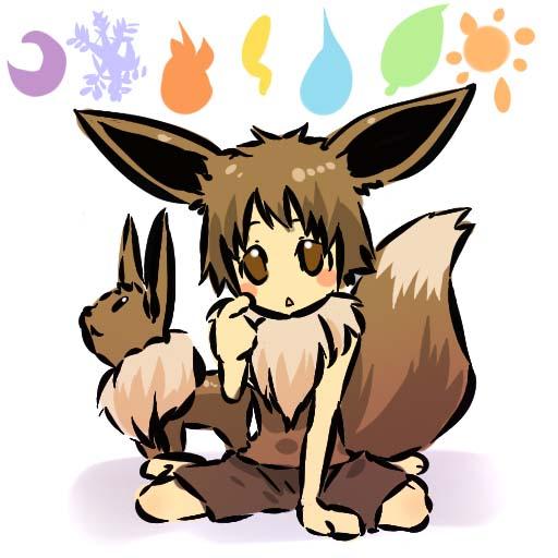 Tags: Anime, Hitec, Pokémon, Eevee
