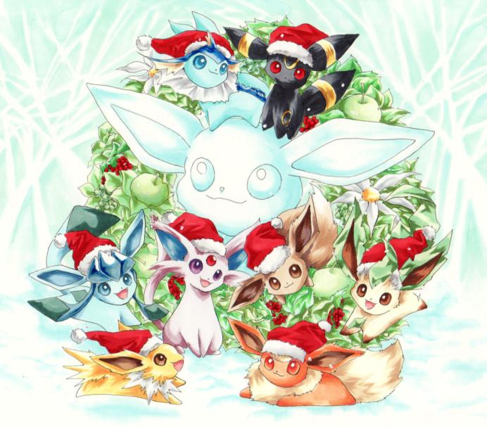 Eeveelution - Pokémon - Image #1378237 - Zerochan Anime Image Board