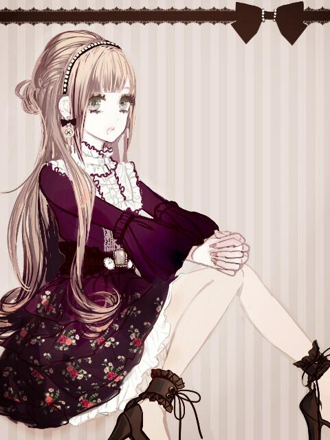 Tags: Anime, Eiri, Caricature, Pixiv, Original