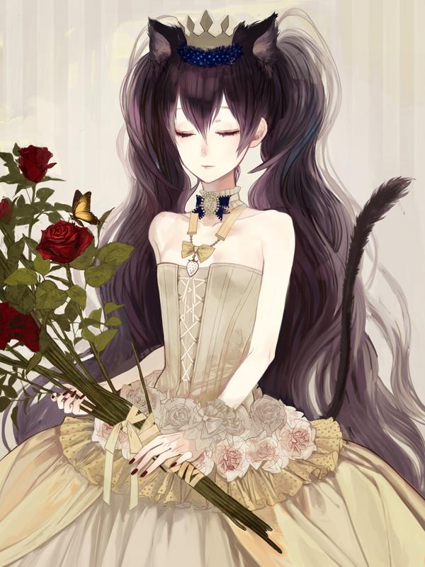 Tags: Anime, Eiri, Laced Up, Pixiv, Original