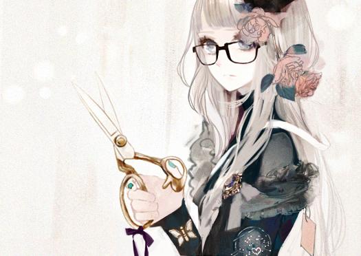 Tags: Anime, Eiri, Aqua Nails, Pixiv, Original