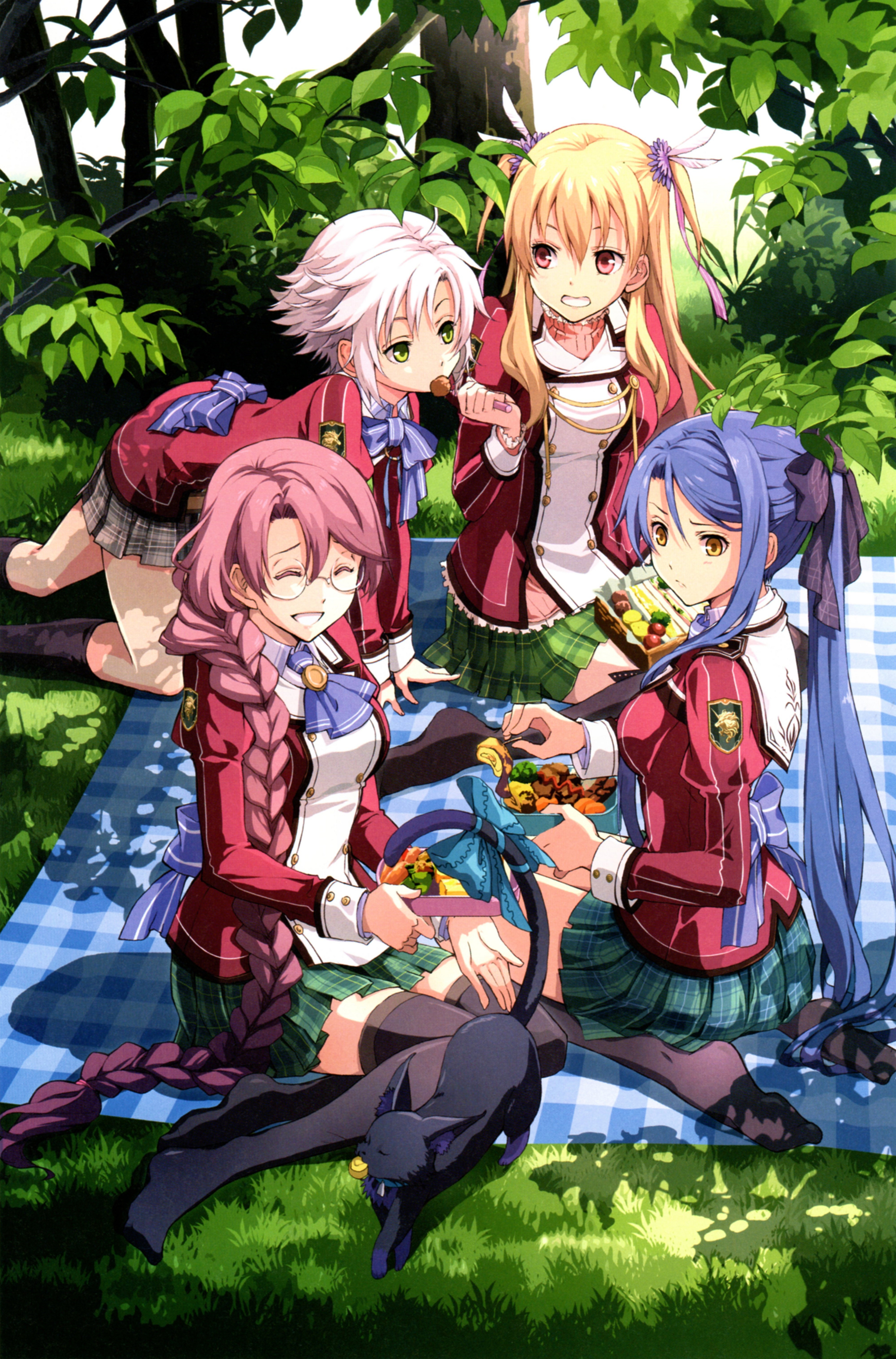 Eiyuu Densetsu Sen No Kiseki The Legend Of Heroes Trails Of