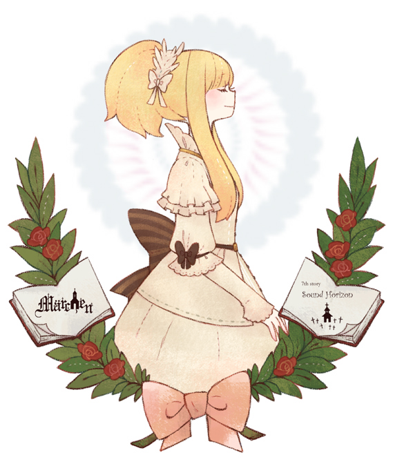 Tags: Anime, Pixiv Id 429895, Elisabeth von Wettin, Church, Pixiv, Fanart From Pixiv, Märchen, Fanart, Sound Horizon