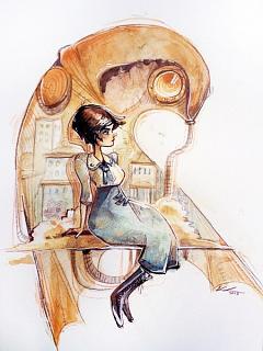 Elizabeth (Bioshock)