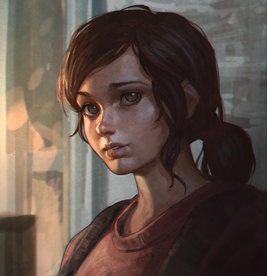 Ellie The Last Of Us Image 1694852 Zerochan Anime Image