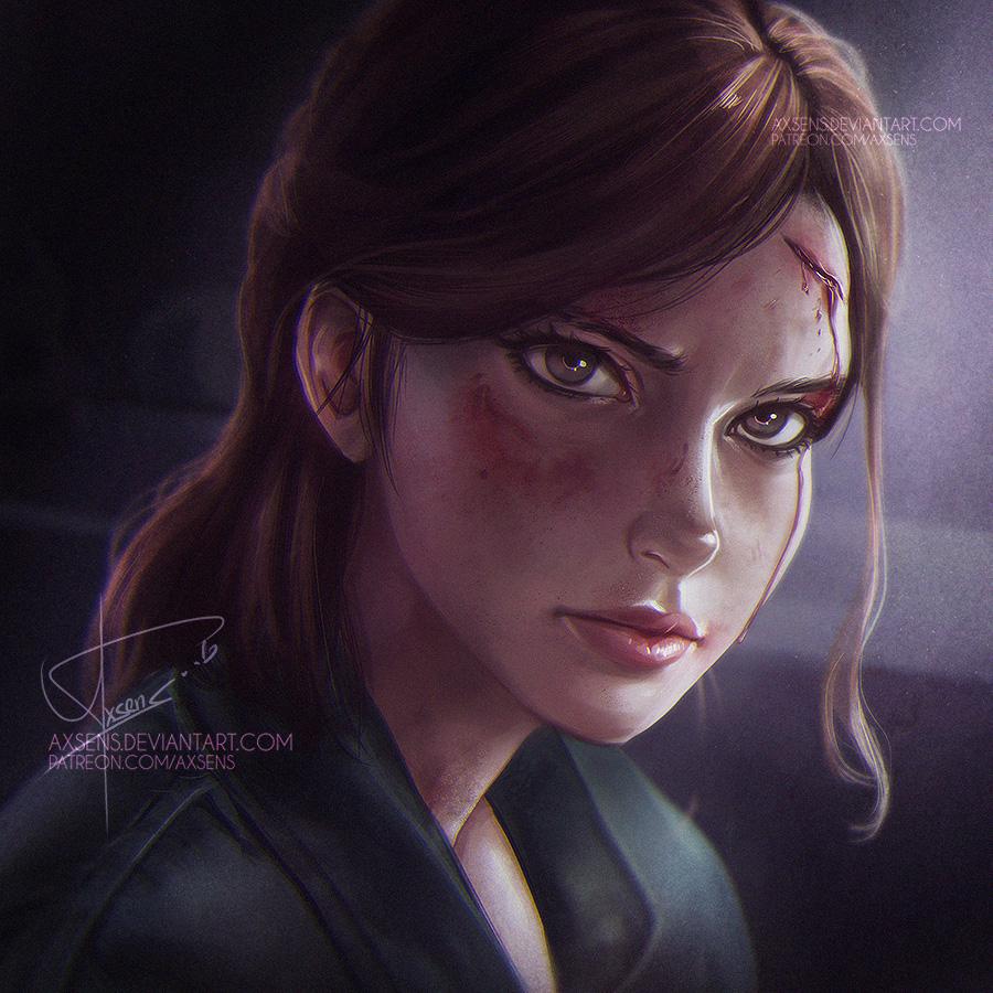 Ellie The Last Of Us Part Ii Image 2137552 Zerochan