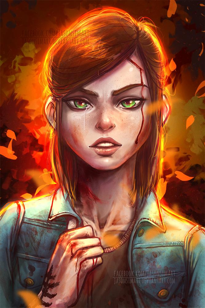 Ellie The Last Of Us Part Ii Image 2137557 Zerochan