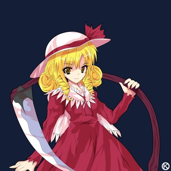Tags: Anime, Kaoru (Gensou Yuugen-an), Touhou, Elly, Alphes (Style), PC-98 Touhou Era