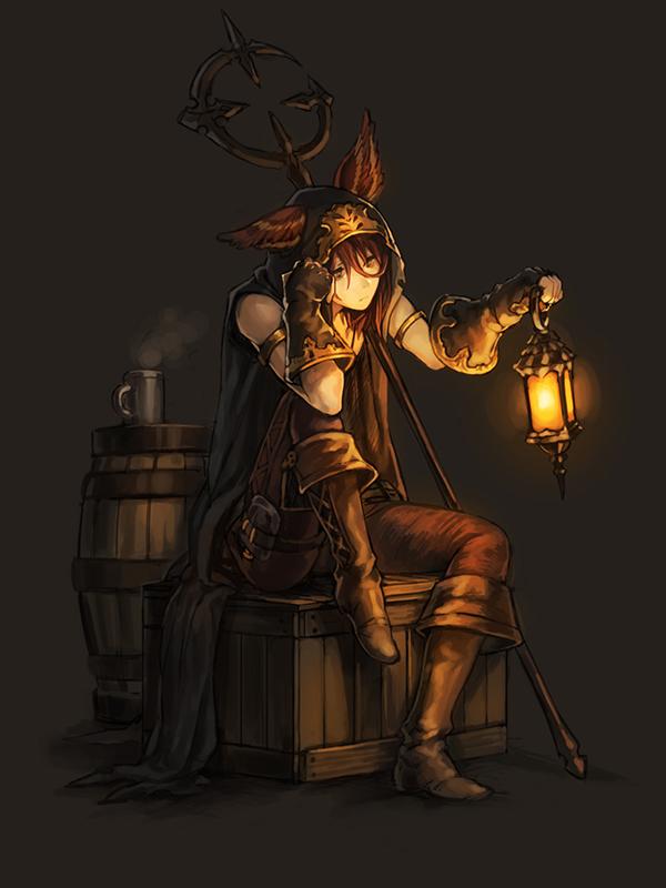 Tags: Anime, Pixiv Id 301644, Granblue Fantasy, Elmott (Granblue Fantasy), Mobile Wallpaper