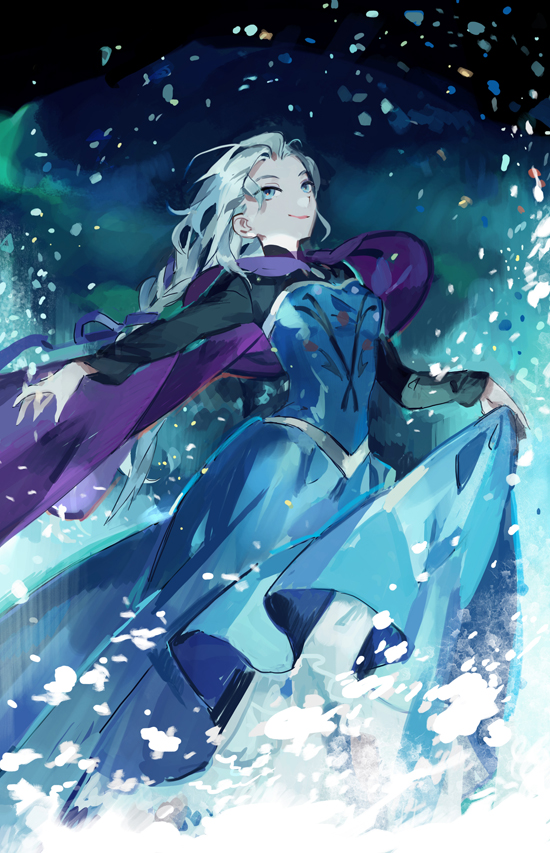 Tags: Anime, STAR Shadow Magician, Disney, Frozen (Disney), Elsa the Snow Queen