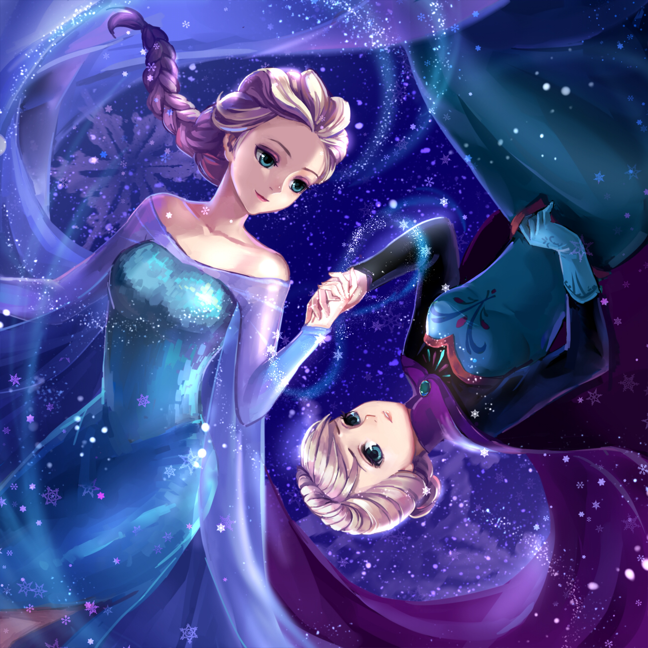 Elsa the Snow Queen - Frozen (Disney) - Image #1853349