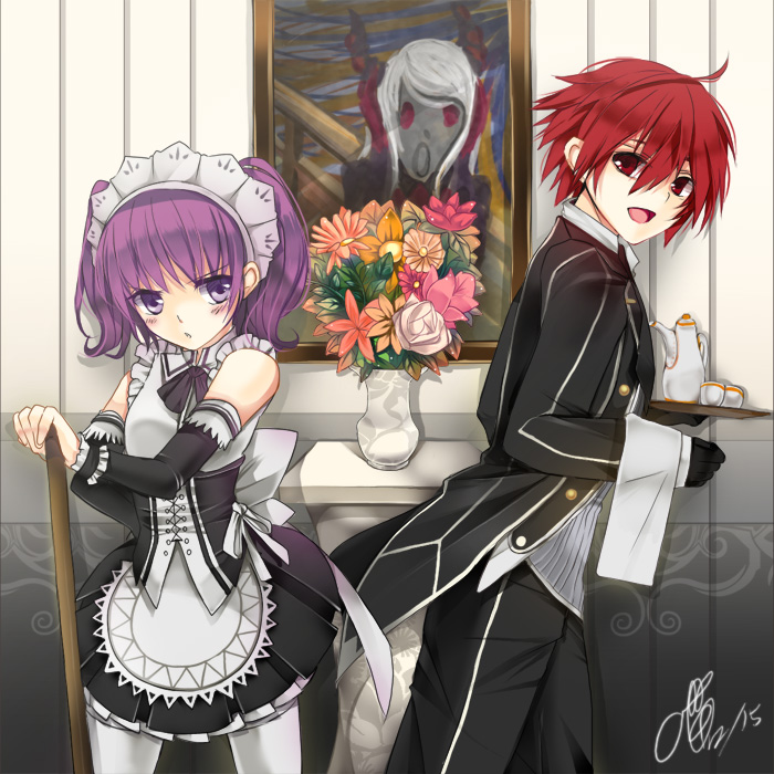 aisha elsword fanart zerochan anime image board