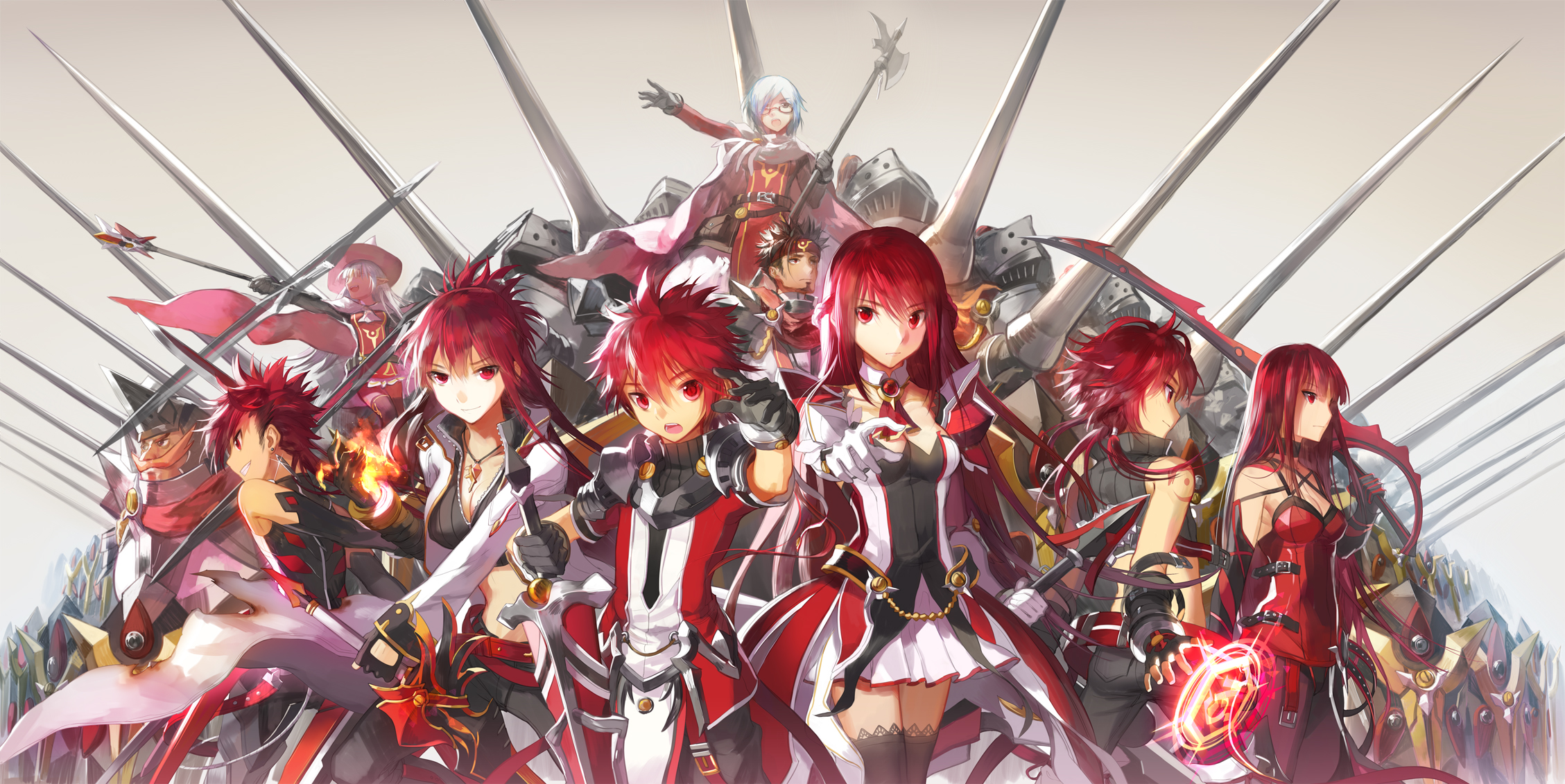 Elsword wallpaper zerochan anime image board elsword download elsword image voltagebd Choice Image