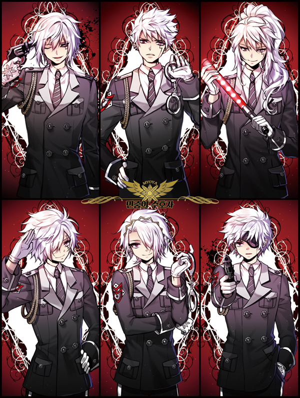Tags: Anime, MYOYA, Elsword, Arc Tracer (Add), Mastermind (Add), Time Tracer (Add), Lunatic Psyker (Add), Diabolic Esper (Add), Add (Elsword), Psychic Tracer (Add), Mobile Wallpaper, Pixiv
