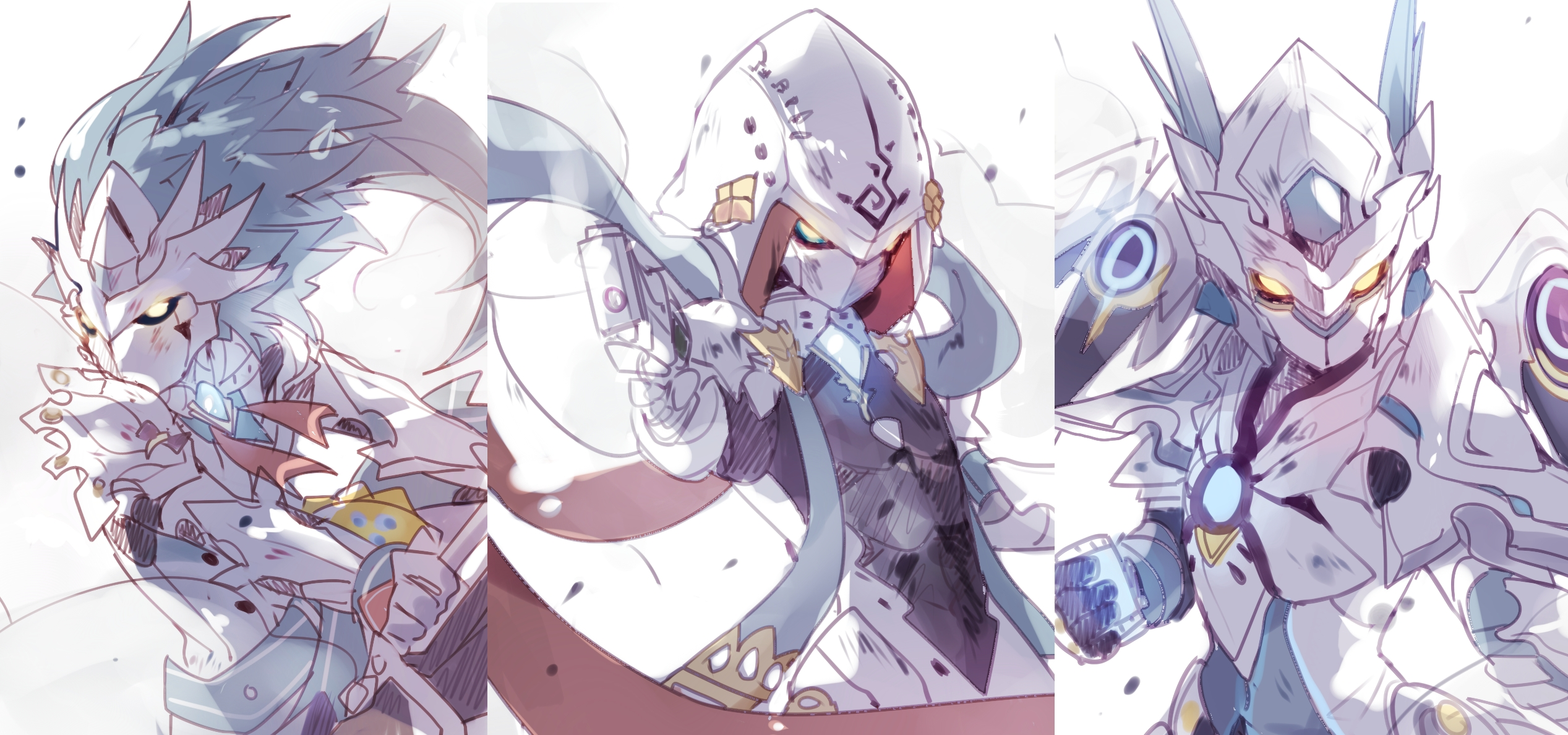 Tactical Trooper Chung Chung Elsword Zerochan Anime Image Board