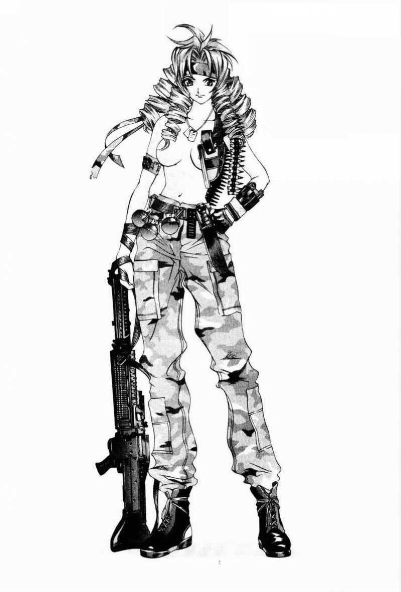 Emi Isuzu - Tenjho Tenge - Image #901606 - Zerochan Anime ...