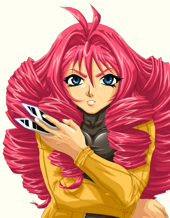 emi isuzu - tenjho tenge - zerochan anime image board