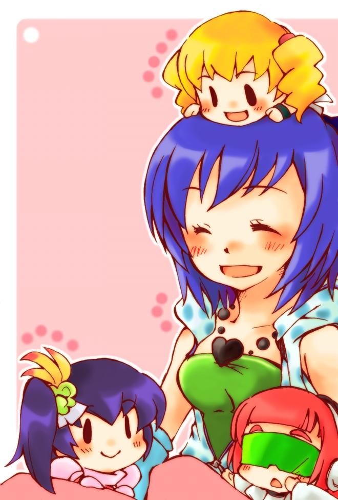 Tags: Anime, Dance Dance Revolution, Alice Ip, Yuni Verse, Emi Toshiba
