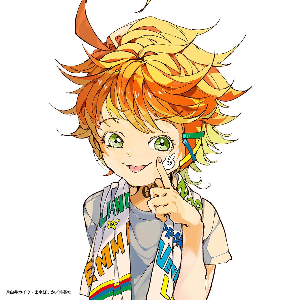 Yakusoku no Neverland (The Promised Neverland) - Zerochan Anime Image Board