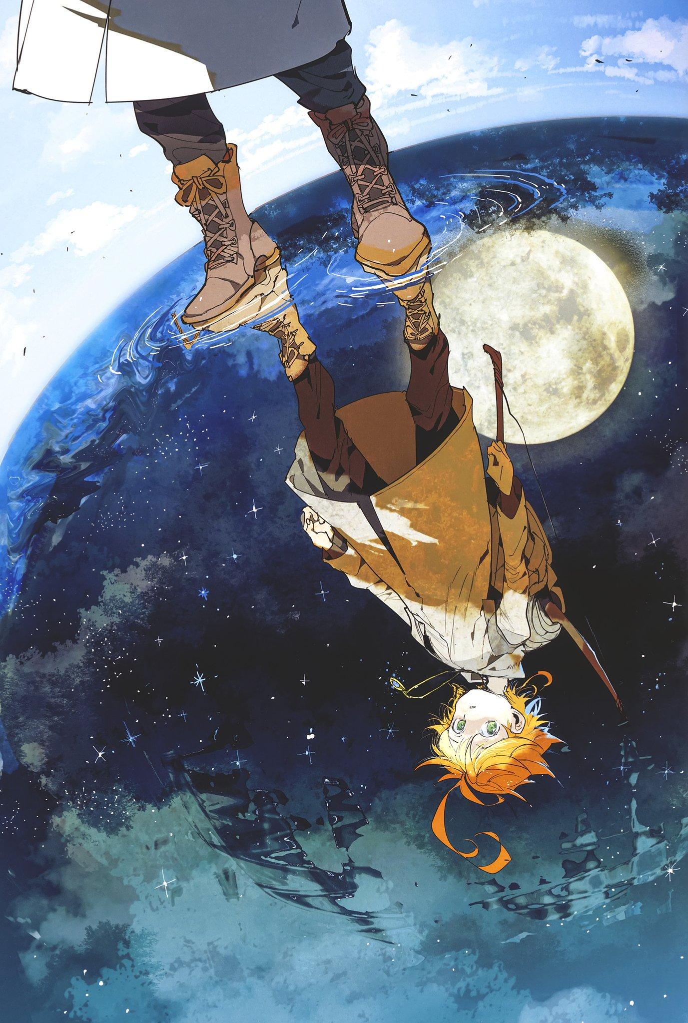 Emma (Yakusoku no Neverland) Image #3137000 - Zerochan Anime Image Board
