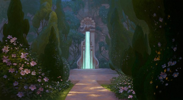 Tags: Anime, Chvacher, Disney, Enchanted, Fountain, Outdoors, Scenery