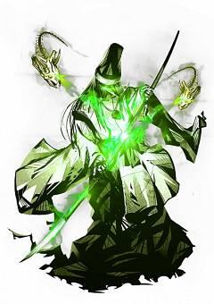 Enemy Naginata (Touken Ranbu)