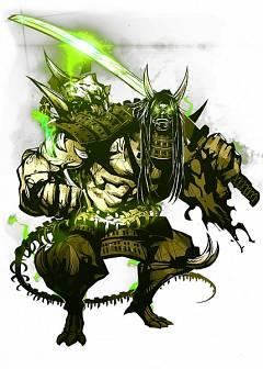Enemy Oodachi (Touken Ranbu)