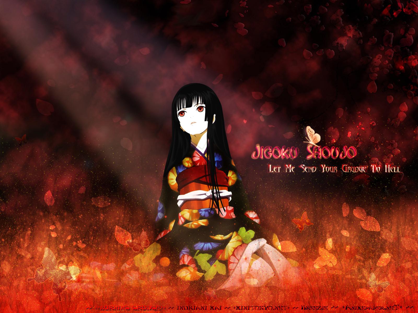 enma ai wallpaper page 2 zerochan anime image board