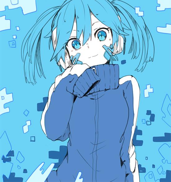 Tags: Anime, Shiuka (Shiupiku), Kagerou Project, Enomoto Takane, Fanart, Tumblr