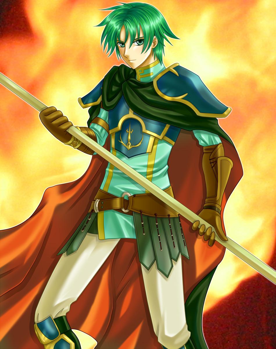 ephraim fire emblem fire emblem seima no kouseki zerochan