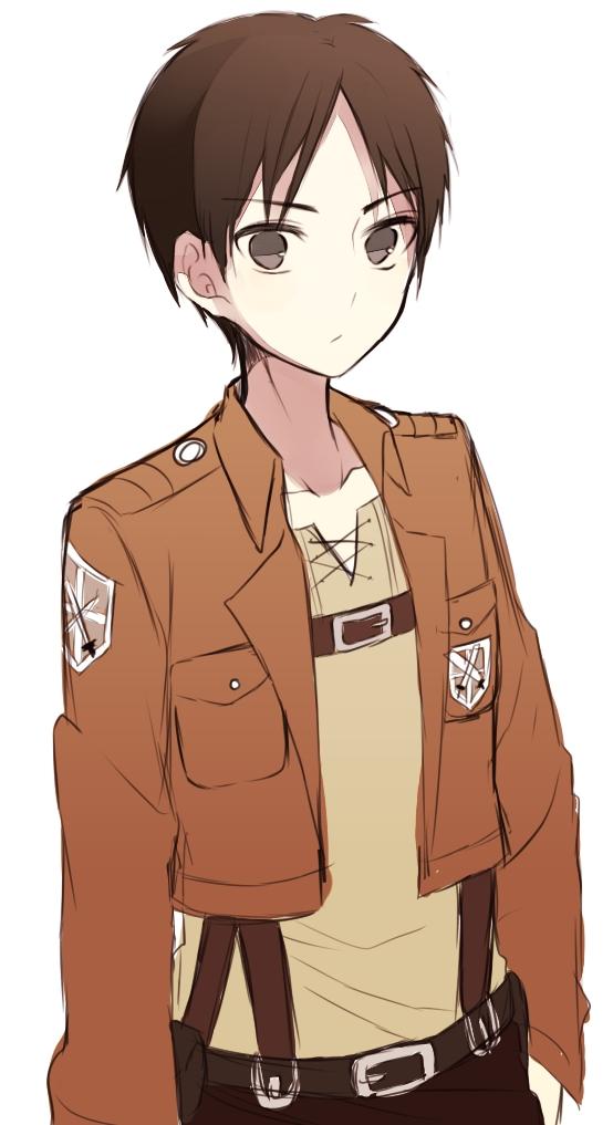 Eren jaeger zerochan