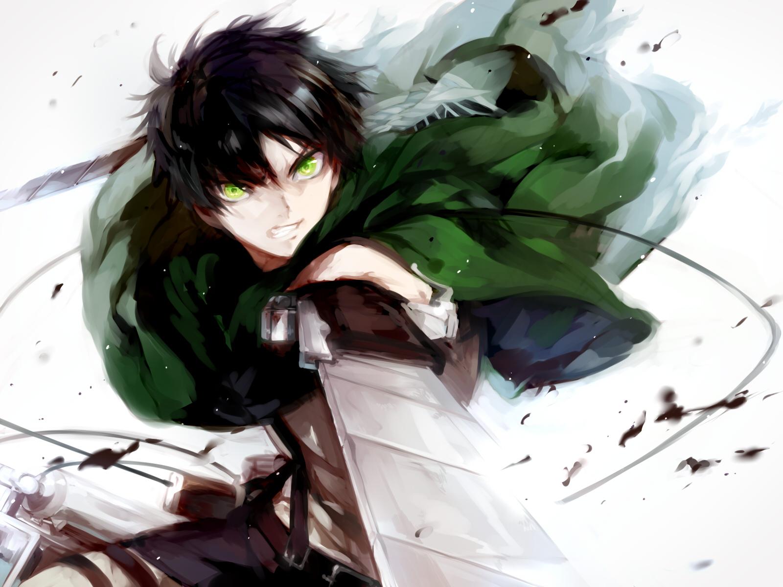 Eren Jaeger Eren Yeager Attack On Titan Zerochan Anime Image Board